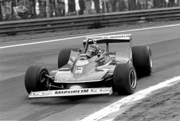 Villeneuve, Ferrari