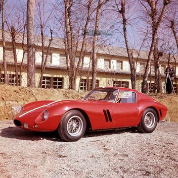 Ferrari, GTO, 250GTO, Maranello