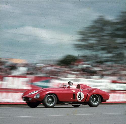 Le Mans, Ferrari, Castellotti