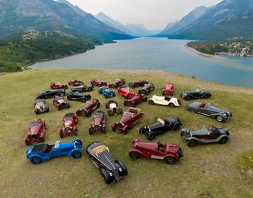 Alfa Romeo, Tour