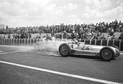 Reims, Caracciola, Mercedes-Benz, Grand Prix