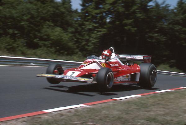 Lauda, Ferrari, Nurburgrung