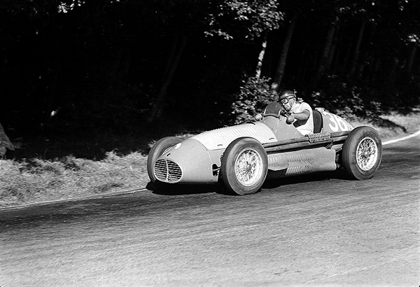Swiss Grand Prix, Maserati, Marimon