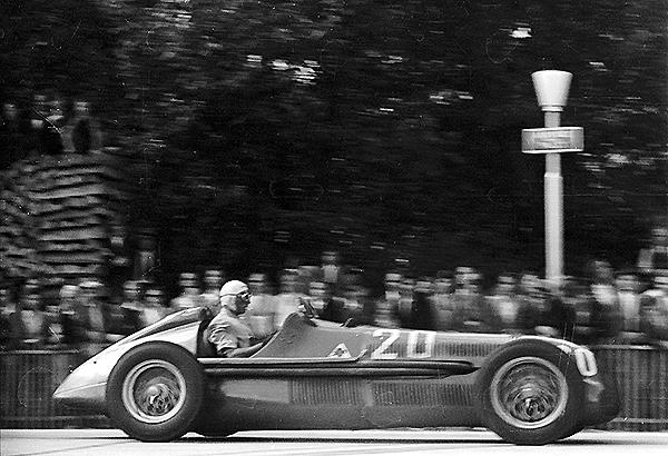 Alfa Romeo, Achille Varzi, GP des Nations