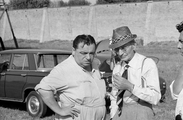 Medaro Fantuzzi, Vittorio Jano, Ferrari, Alfa Romeo