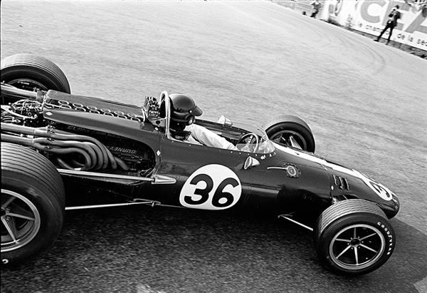 Dan Gurney, Eagle-Gurney/Weslake, Spa-Francorchamps, Belgian Grand Prix