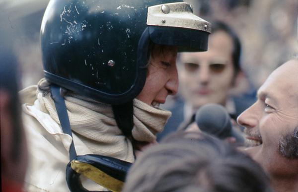 Jochen Rindt, Colin Chapman, Lotus