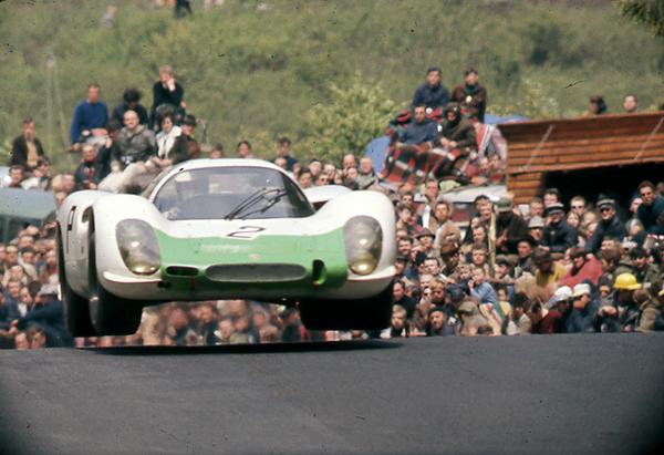 Nurburgring, Porsche 908, Willy Kauhsen, Rudi Lins, Dechent