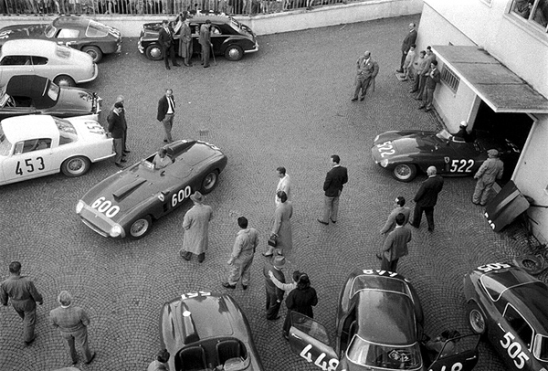 Ferrari, Enzo Ferrari, Mille KMiglia
