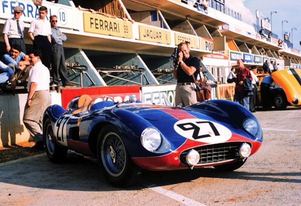 Ferrari, Le Mans, Jesse alexander