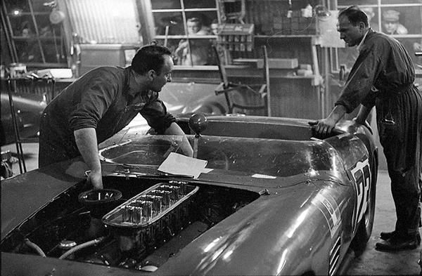 Ferrari,12 Hours Sebring, Bonnier, Bianchi