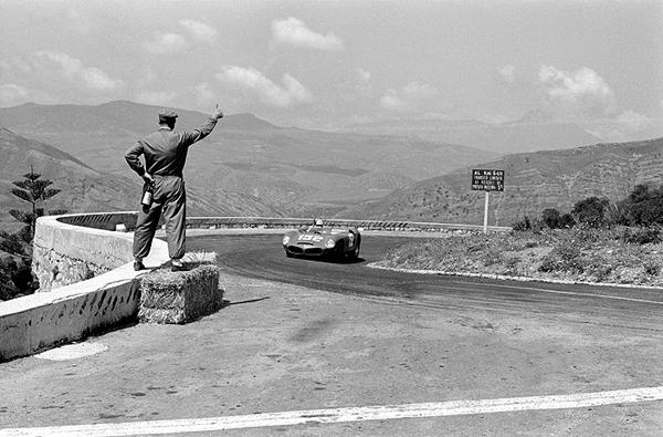 Targa Florio, Sicily, Ferrari, Polizi