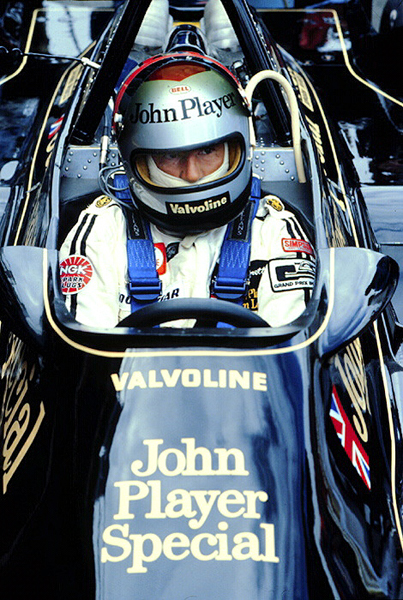 Mario Andretti, Lotus 79, 1979 Dutch Grand Prix