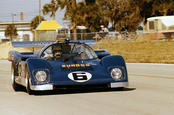 Ferrari 512M,David Hobbs, Sebring, Penske