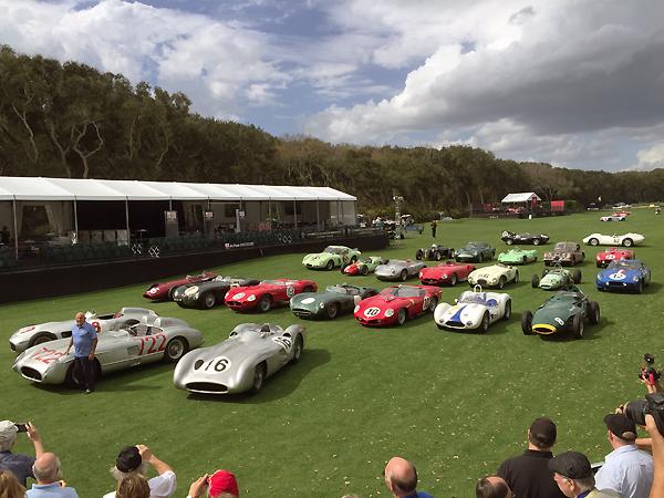 Stirling Moss, Mercedes-Benz