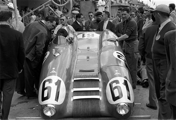 Le Mans, Nardi, Taruffi