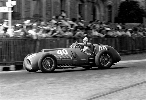 Ferrari, Alberto Ascari, Grand Prix des Nations