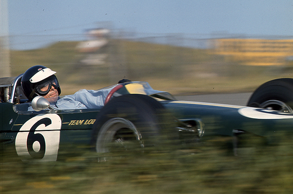 Lotus, Jim Clark, Zandvoort