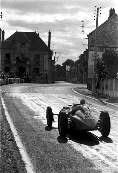 Reims, Gueux, Chiron Talbot
