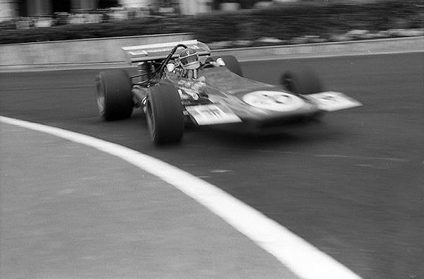 Monaco Grand Prix, Servoz-Gavin, March 701