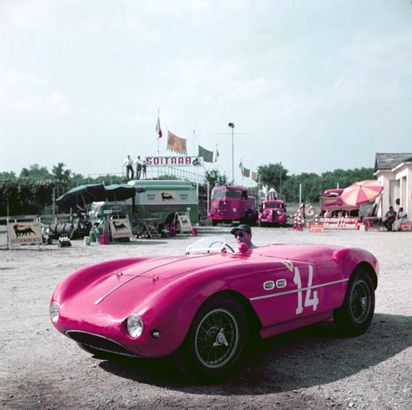 Ferrari, Monza, Alberto Ascari, 625TF