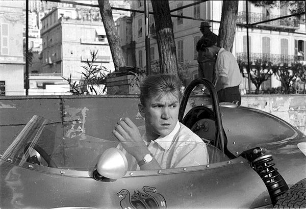 Scarab, Lance Reventlow, Monaco Grand Prix