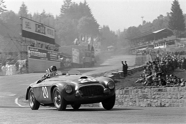 Ferrari, Luigi Chineti, Spa-Francorchamps