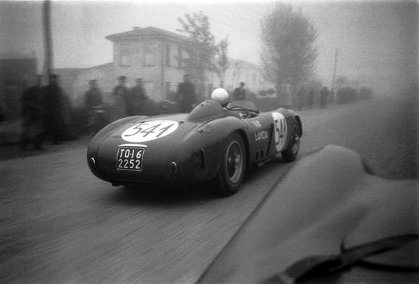 Aston Martin, Lancia, Mille Miglia