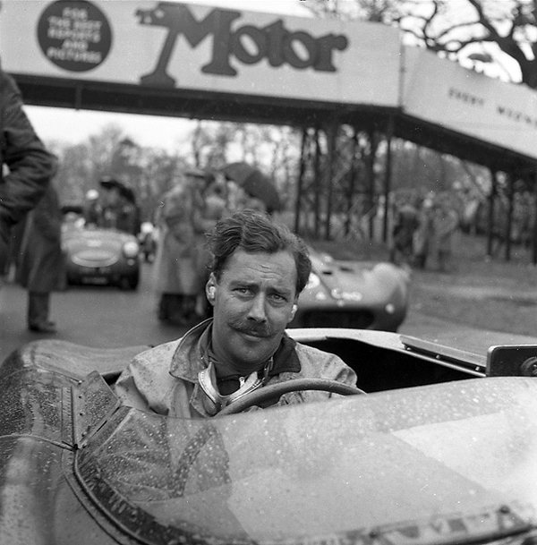 Archie Scott-Brown, Lister, Oulton Park