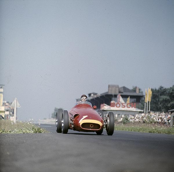 Fangio, Maserati, Nurburgring