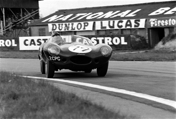 Jaguar, Goodwood, Duncan Hamilton