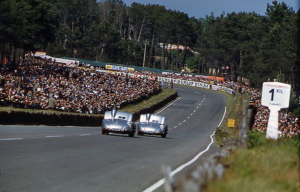 Mercedes, Le Mans