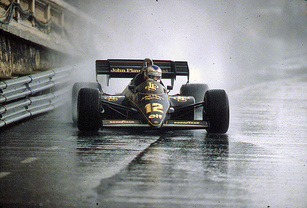 Mannelle Monaco Grand Prix, Lotus