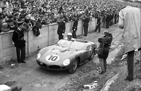Le Mans, Ferrari, Phil Hill