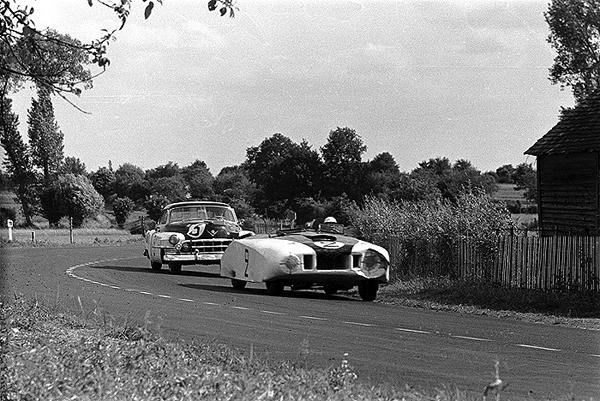 Cunningham, Cadillac, Le Mans