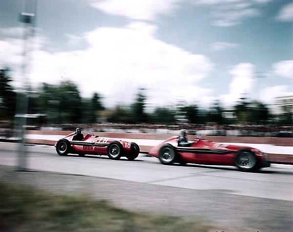 Wimple, Farina, Alfa Romeo
