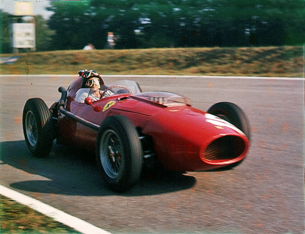 Phil Hill, Ferrari, Monza