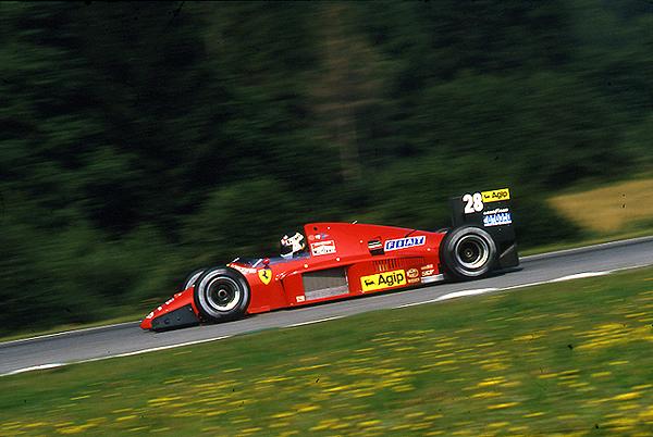 Stefan Johanssen, Ferrari