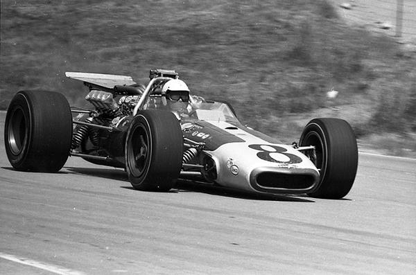 Roger McClusky, Eagle-Ford, Mosport