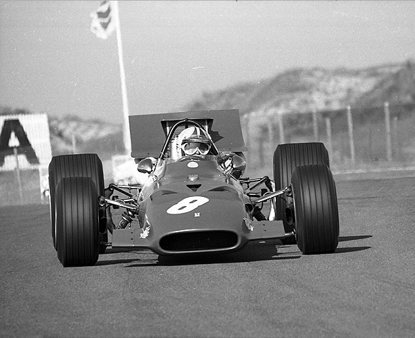 Ferrari, Chris Amon, Zandvoort