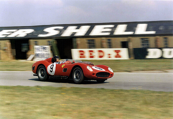 Goodwood, Ferrari Tourist Trophy, Dan Gurney