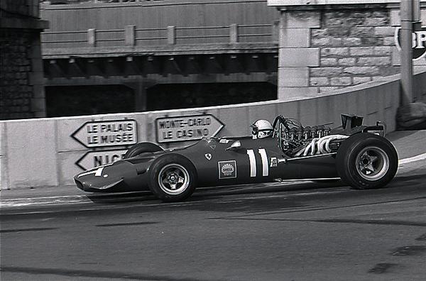 Ferrari, Chris Amon Monaco Grand Prix