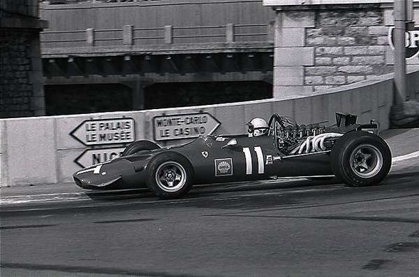 Ferrari, Chris Amon Monaco Grand Prix