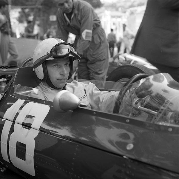 Surtees, Ferrari, Monaco GP