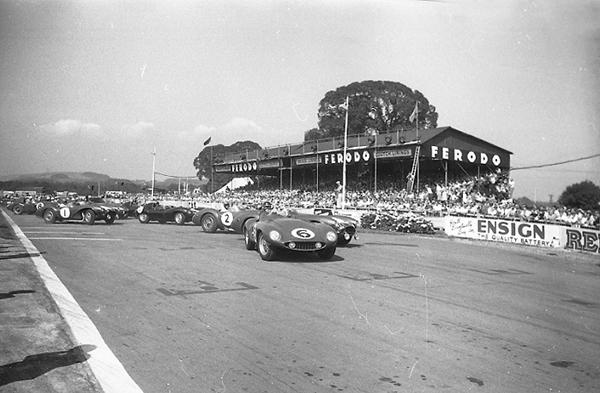 Ferrari, Mike Hawthorn