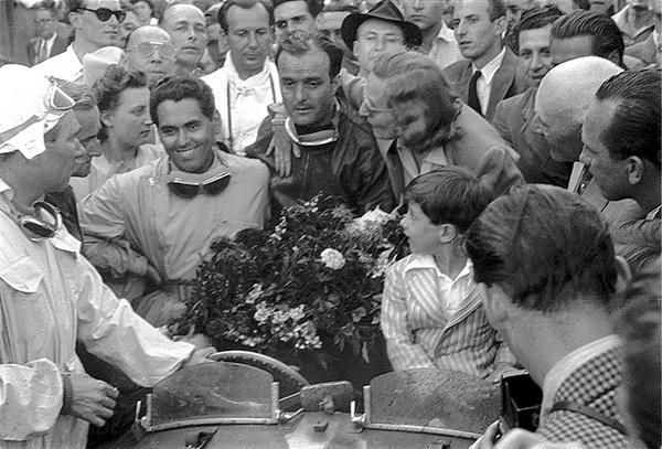 Chinetti, Spa-Francorchamps, Ferrari