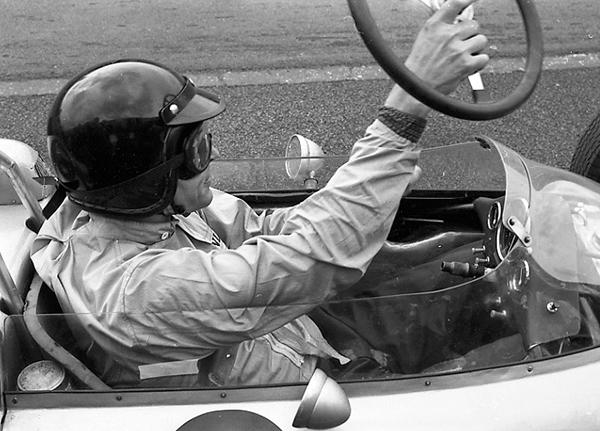Porsche Dan Gurney, Aintree