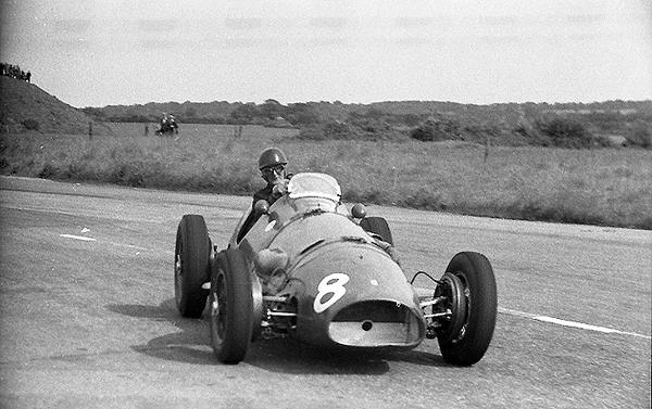 Robert Baird, Ferrari SAIPA