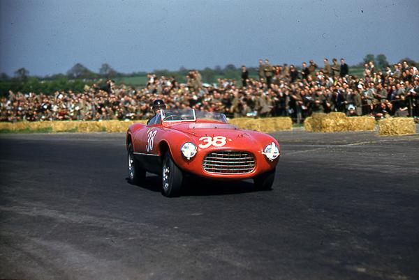 Ferrari, Hawthorn, Silverstone