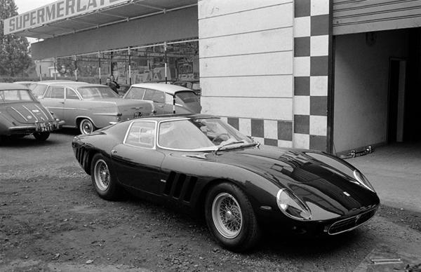 Ferrari, 250GTO, Norinder